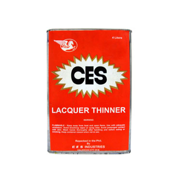 Lacquer Thinner - MC Home Depot