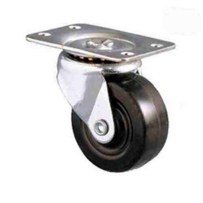 Caster Wheel - Rubber