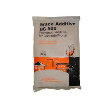 Waterproof Additive For Concrete Or Mortar Mc Home Depot