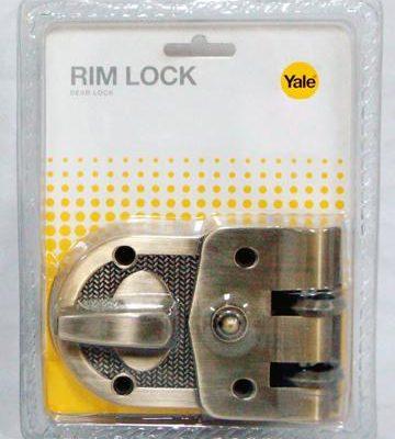 Sliding/Swing Door Lock