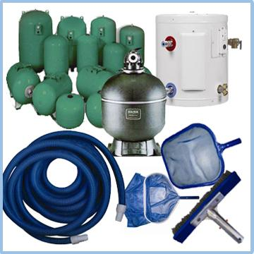 Swimming Pool Accessories and Equipments