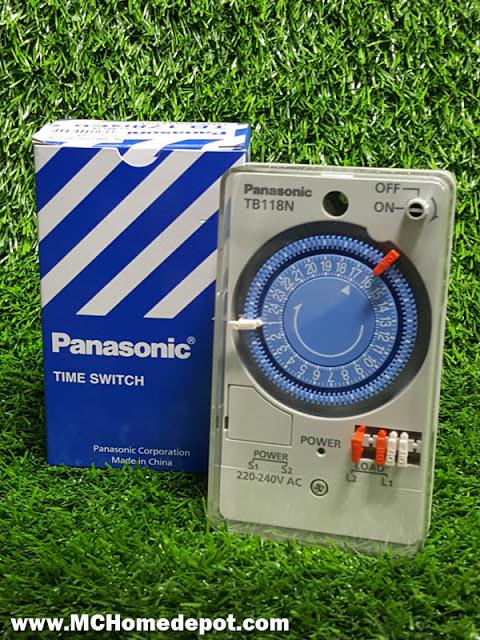 Panasonic TB118N Time Switch