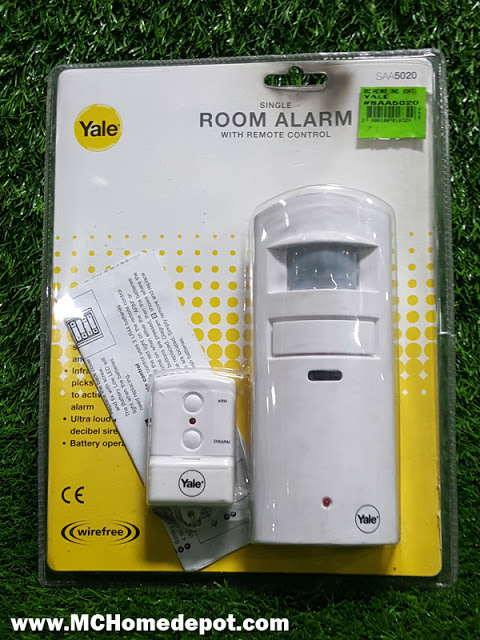 YALE Wirefree Room Alarm