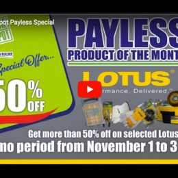 Payless Product of the Month