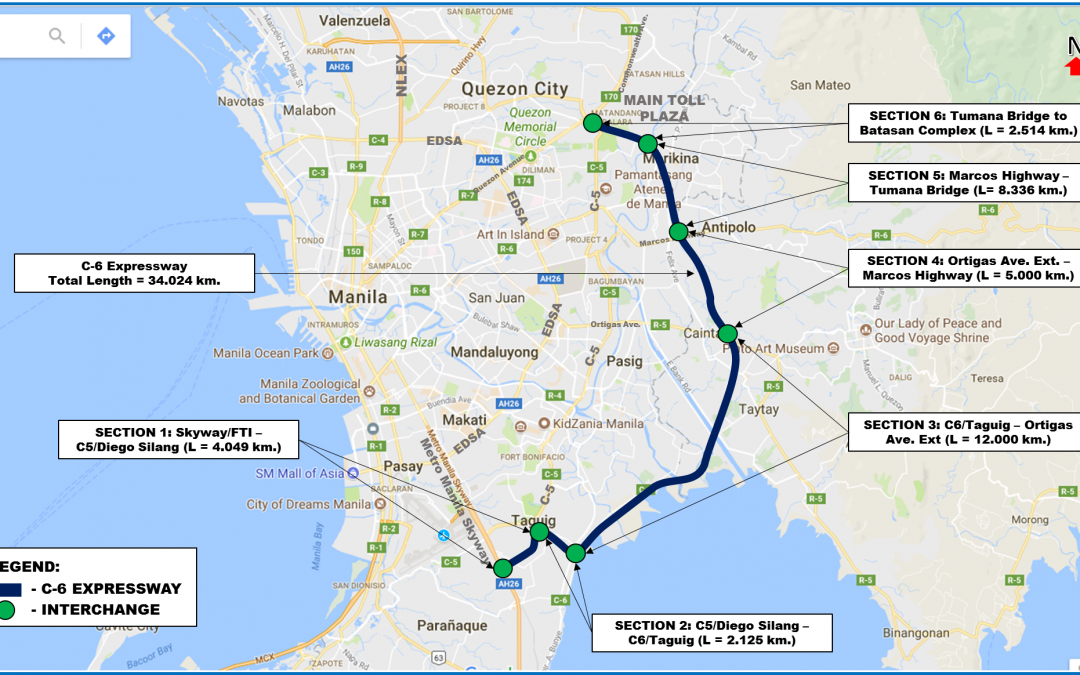 Coming soon: 35 Minutes from Batasan Complex to BGC