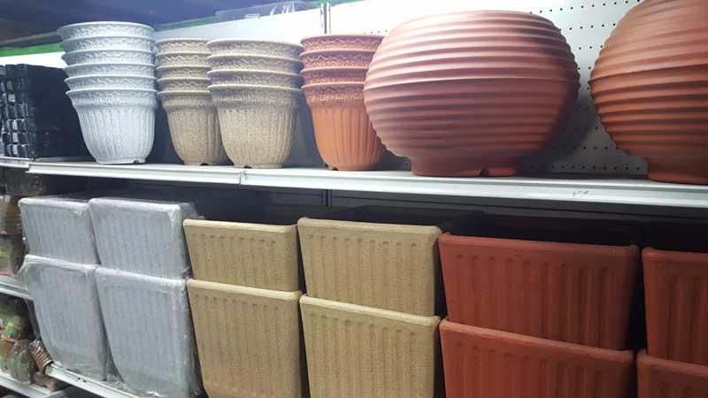 MC Home Depot Pots