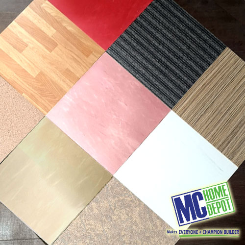 What are Vinyl Tiles, LVT, LVP & SPC