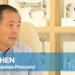 Sam Cheng HCG Philippines President