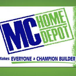 MC Home Depot Membership Card MVP