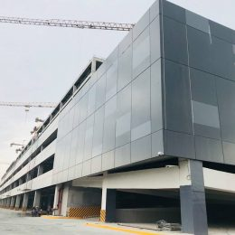 DOTr announces near completion of the Parañaque Integrated Terminal Exchange (PITX)