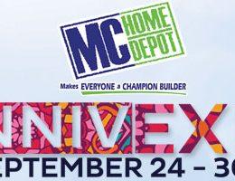 MC Home Depot Anniv Expo