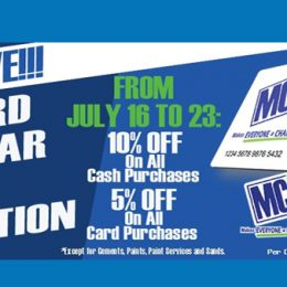 MC Home Mid-Year Value Promotion