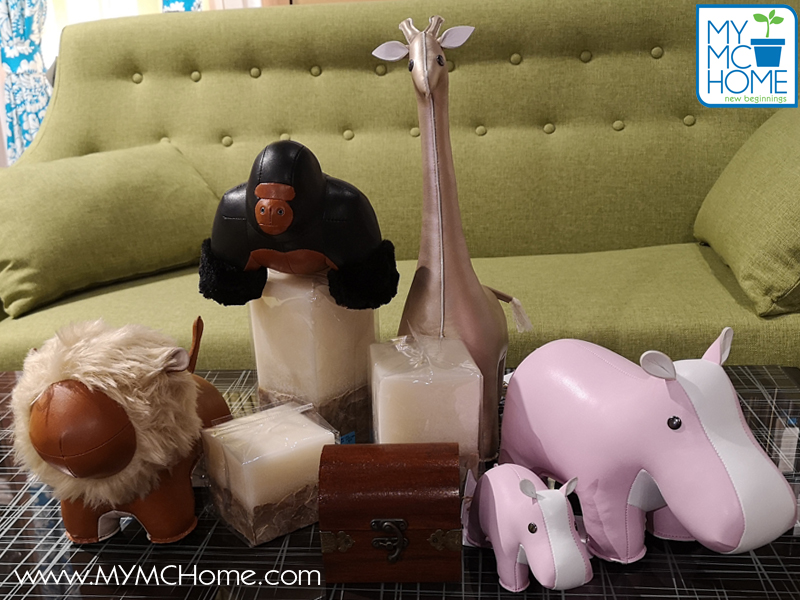Zuny Home Deco Collection at MY MC Home
