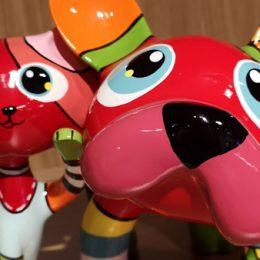 World Class Colorful Art Sculptures