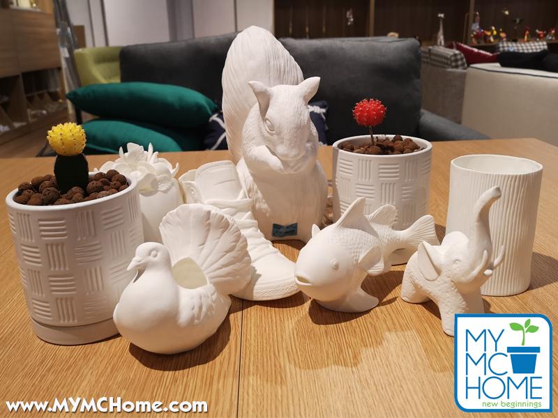 Fine Bone China Home Decor at MY MC Home