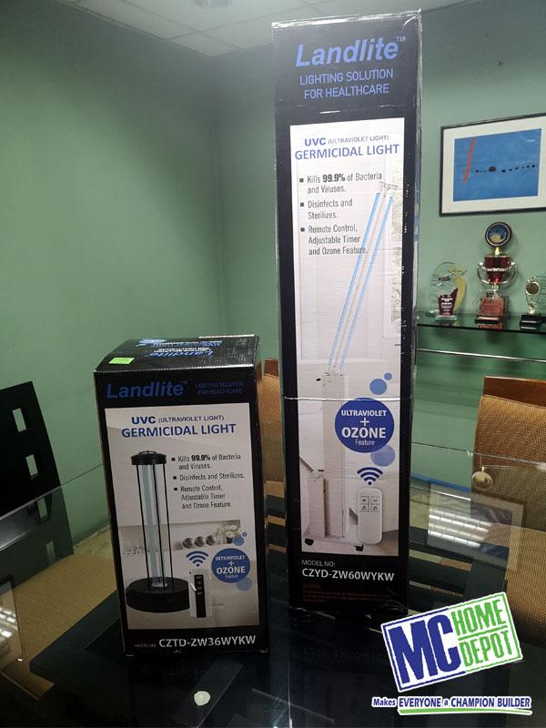 UV Radiation Lamps