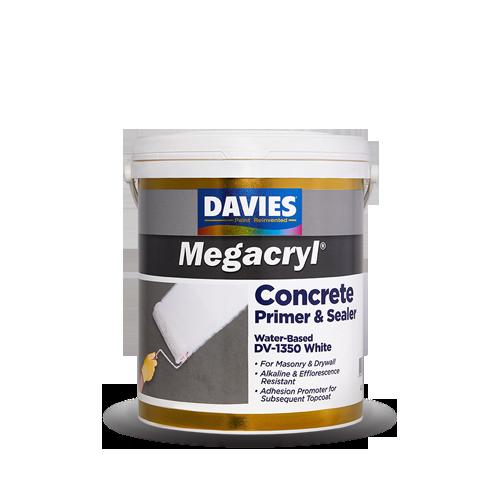 Davies Megacryl Concrete Primer & Sealer.